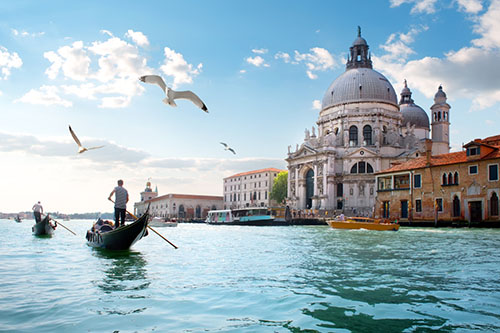 Где оставить багаж в Венеции 1 Где оставить багаж в Венеции