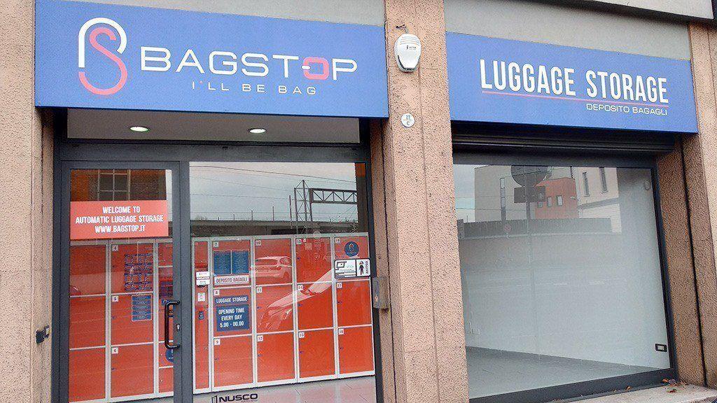 Luggage Storage Bologna - photo 02