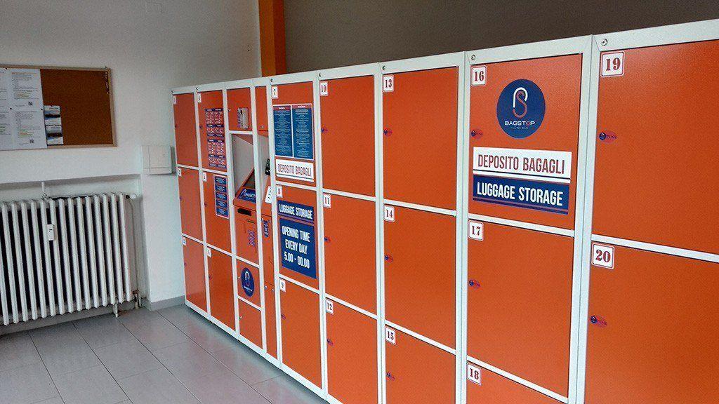 Luggage Storage Bologna - photo 03
